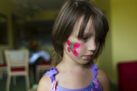 butterfly Chloe'